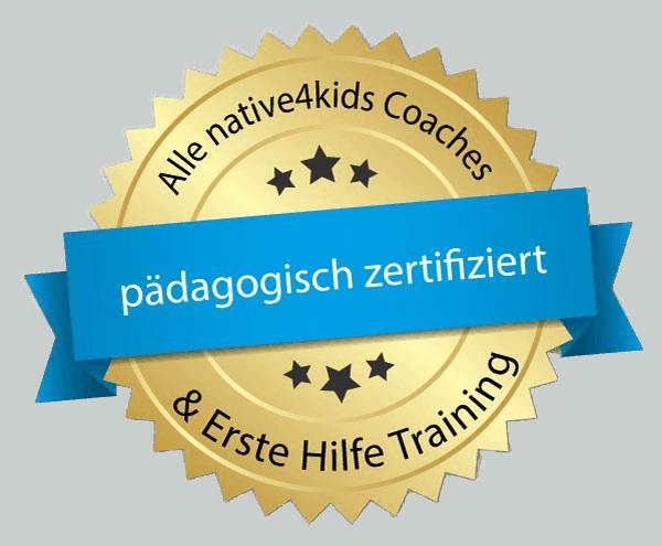 pädagogisch qualifizierte Coaches